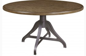 Weston Loft Round Dining Table