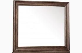 Lindale Brown Mirror