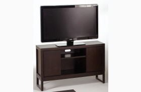 Athena Dark Chocolate TV Console