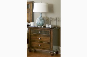 Cotswold Grove Root Beer Nightstand