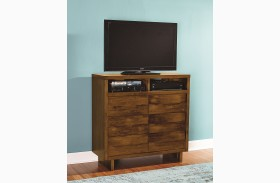 North Shore Acorn Media Chest