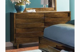 North Shore Acorn Drawer Dresser