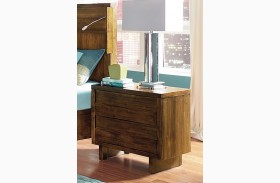 North Shore Acorn Nightstand
