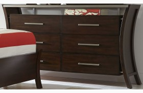 Avalon Sable Drawer Dresser
