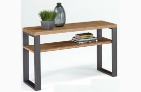 Riverwind Black & Ash Sofa Table