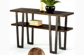 Sedona Wire Light Elm Sofa Table