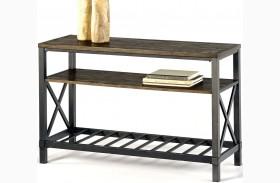 Oak Hill Wire Sofa/Console Table