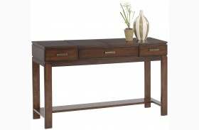 Miramar Cherry Veneer Sofa Table/Desk