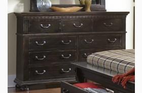 La Cantera Tobacco Drawer Dresser
