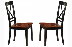 Cosmo Unique and Durable Dining Chair Set of 2