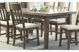 Granger Smoke Dining Table