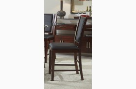 Avalon Sable Counter Chair Set of 2