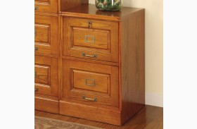 Palmetto 2 Drawer File Cabinet