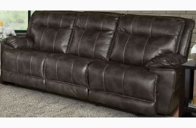 Phoenix Flint Dual Power Reclining Sofa