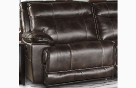 Phoenix Truffle LAF Power Reclining Chair