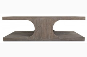 Palmer Driftwood Rectangular Coffee Table