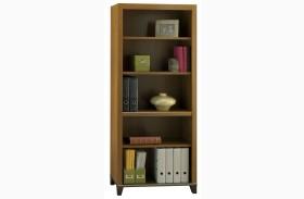 Achieve Warm Oak Bookcase