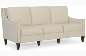 Leo Linen Sofa