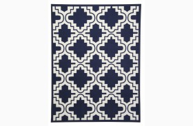 Jacory Navy Medium Rug
