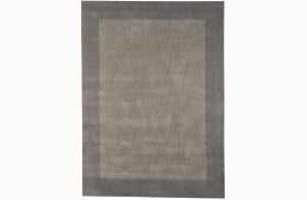 Bartholomew Gray Medium Rug