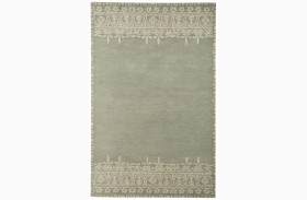 Brimly Green Medium Rug