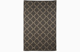 Daponte Gray Medium Rug
