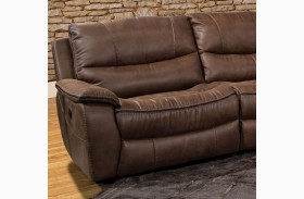 Remus Stone LAF Power Recliner