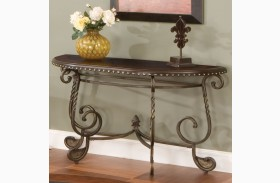 Rosemont Medium Cherry Sofa Table