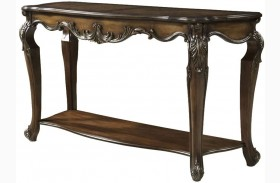 Rochelle Chestnut Sofa Table