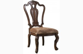 Rochelle Chestnut Side Chair