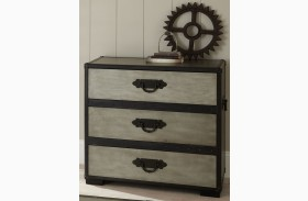 Rowan Weathered Gray Chest