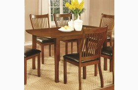 Sierra Amber Rectangular Dining Table