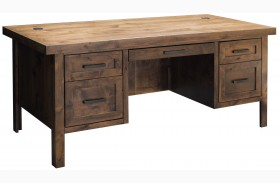 Sausalito Whiskey Executive Desk