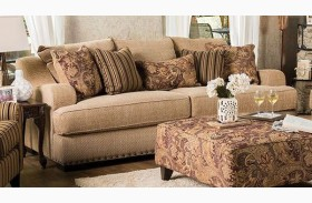 Arklow Tan Sofa