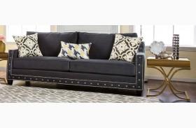 Crescenzo Charcoal Sofa