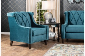 Limerick Dark Teal Chair Dark Teal