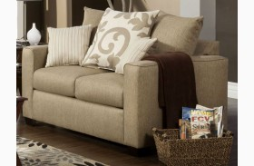 Colebrook Beige Loveseat