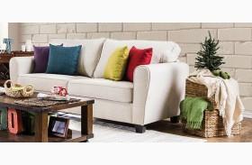 Tralee Beige Sofa