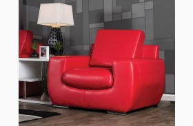 Tekir Red Chair