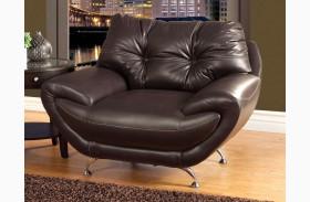Volos Espresso Chair