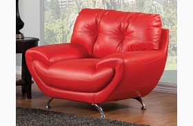Volos Red Chair