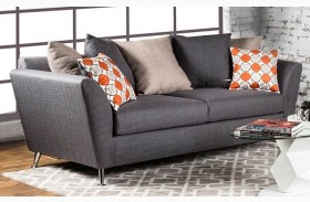 Belfield Gray Sofa