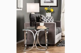 Mobridge Black and Gray Loveseat