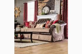 Kinsale Brown Sofa