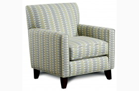 Brubeck Block Pattern Chair