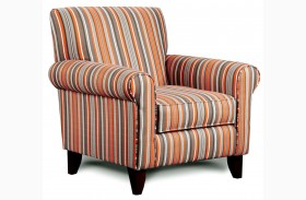 Valerio Stripes Chair
