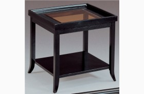 Boulevard Occasional End Table