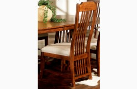 Craftsman Dining Side Side Chair Set of 2
