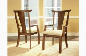 Dakota Arm Chair Set of 2