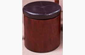 Morgan Occasional Round Stool